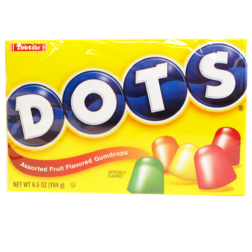 Dots Gum Drops Candy Theater Pack-Candy Canada