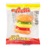 efrutti Mini Burger Gummy Candy