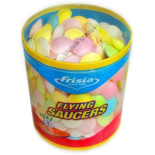 Frisia Sweets Flying Saucer Tub-UK