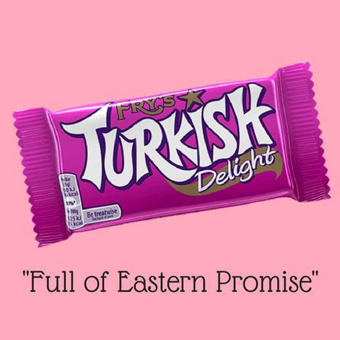 Fry's Turkish Delight-UK