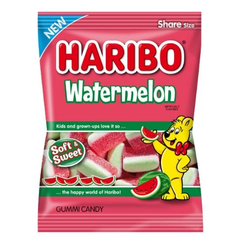 Haribo Watermelon Gummy Candy