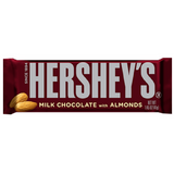 Hershey's Milk Chocolate With Almonds Chocolate Bars