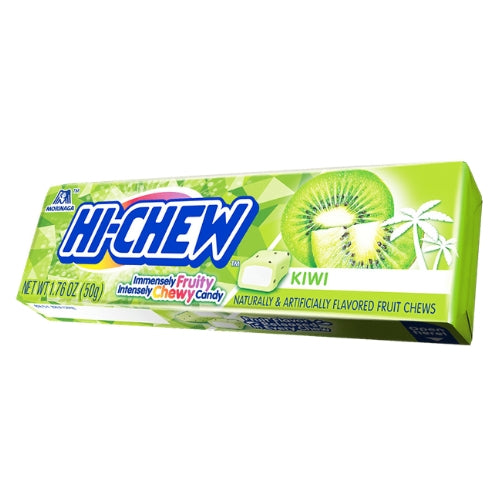 Hi-Chew Kiwi Fruit Chews Japanese Candy