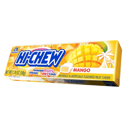 Hi-Chew Mango Fruit Chews Japanese Candy