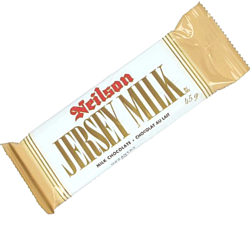 Jersey Milk Canadian Chocolate Bars