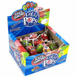 Jolly Rancher Lolli-Pops Lollipops Candy District