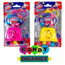 Kidsmania Dubble Bubble Key Ring Gumball Dispenser - 12 Count