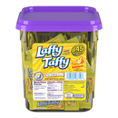 Laffy Taffy Banana Stretchy & Tangy Mini Candy Bars 145 Count Tub