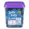 Laffy Taffy Blue Raspberry Mini Candy Bars 145 Count Tub