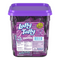 Laffy Taffy Grape Stretchy & Tangy Mini Candy Bars 145 Count Tub