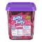 Laffy Taffy Strawberry Stretchy & Tangy Mini Candy Bars 145 Count Tub