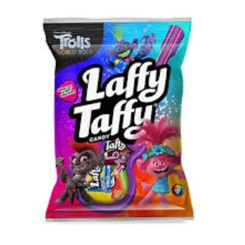 Laffy Taffy Trolls World Tour Candy-108 g
