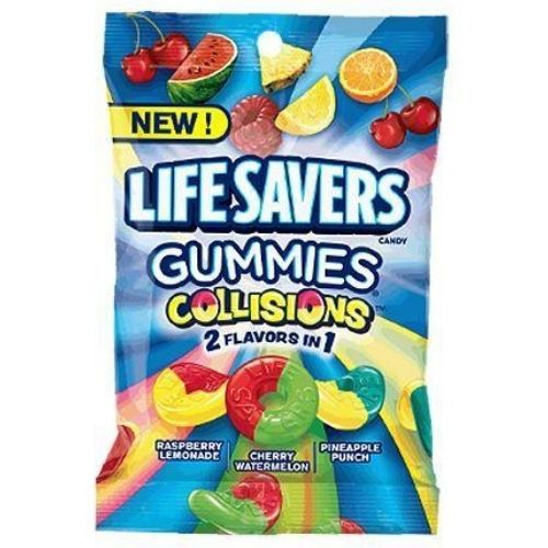 Life Savers Gummies Collisions  Gummy Candy
