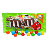 M&M Candy-Crispy Chocolate by Mars-Retro Candy