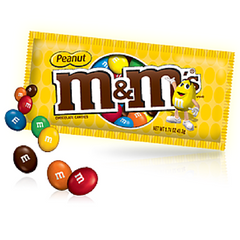 M&M'S Peanut Chocolate Candies by Mars