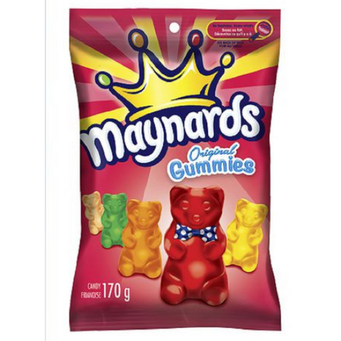 Maynards Original Gummies Candy-170 g