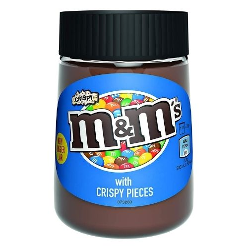 M&M's Spread With Crispy Pieces - 350 g