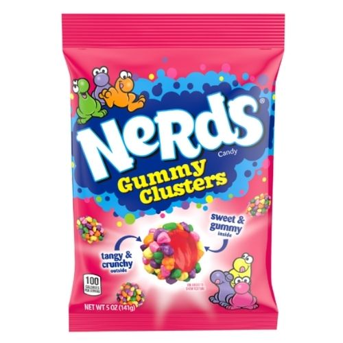 Nerds Gummy Clusters Candy - 5 oz.