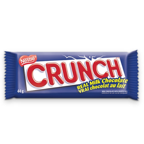 Nestle Crunch Canadian Chocolate Bars