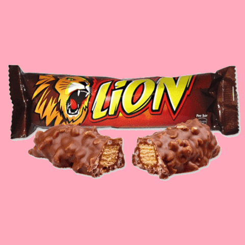Nestle Lion Bar-UK