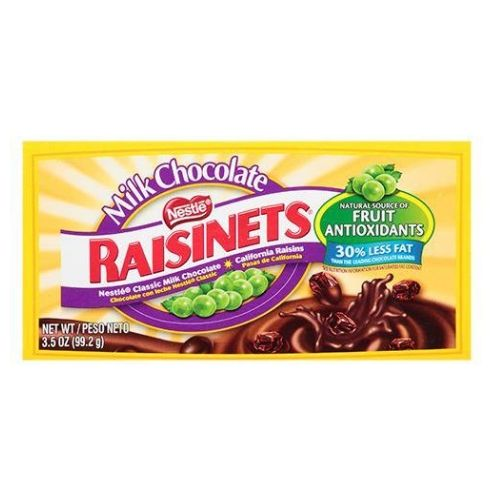 Raisinets Milk Chocolate Theater Box Old Fashioned Candy