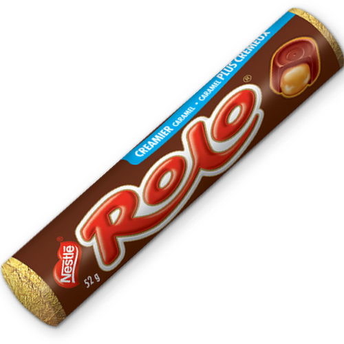 Rolo Canadian Candy-Nestle Chocolate Bars