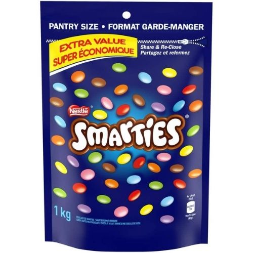 Nestle Smarties Candy - 1 kg