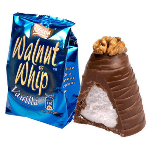 Nestle Walnut Whip-UK British Candy