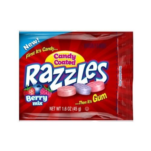 Razzles Berry Mix Candy