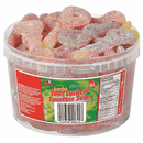 Red Band Jumbo Sour Suckers Candy-Sour Soothers Gummy Candy