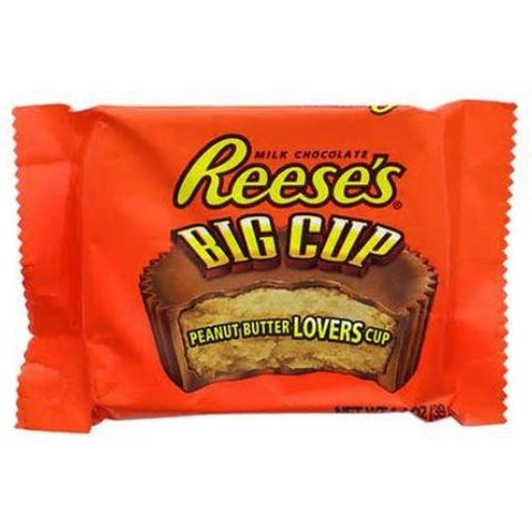 Reese's Big Cup Peanut Butter Cup-16 Count