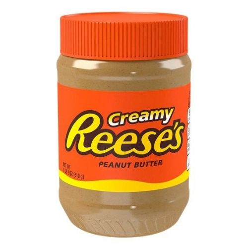 Reese's Creamy Peanut Butter Spread - 510 g
