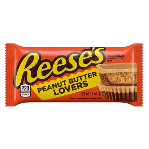 Reese's Peanut Butter Lovers Cups-1.5 oz