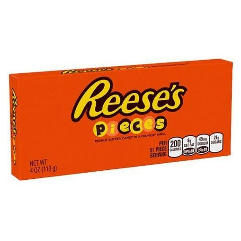 Reese's Pieces Candy Theater Box