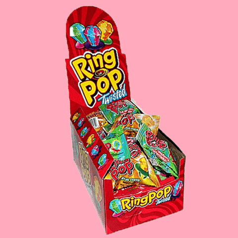 Ring Pop Twisted
