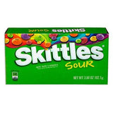 Skittles Sour Bite Size Candies Theater Box