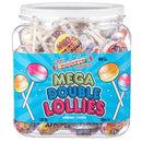 Smarties Mega Double Lollies Canadian Candy