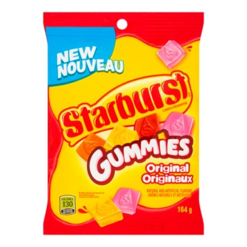 Starburst Gummies Original Candy-164 g