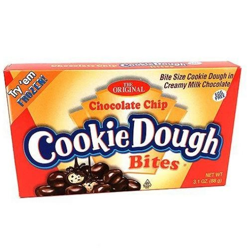 Cookie Dough Bites Chocolate Chip Theater Box