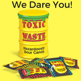 Toxic Waste Hazardously Sour Candy-Candy Canada