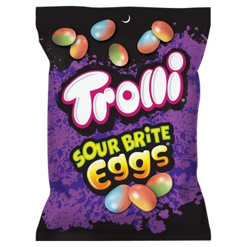 Trolli Sour Brite Eggs Gummy Candy | Candy District