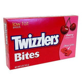 Twizzlers Bites Cherry Licorice Candy Theater Box