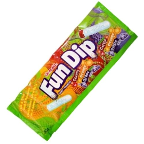 Wonka Fun Dip 3 Flavour Packs-36 Count