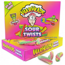 WarHeads Sour Twists Chewy Candy-Sour Candies-Candy Online Canada