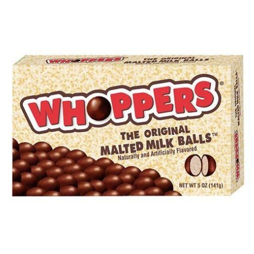 Whoppers Malted Milk Balls Theater Box
