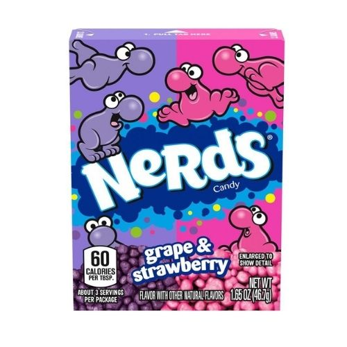 Nerds Candy Gotta Have Grape Seriously Strawberry