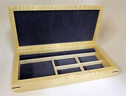 Valet Box with Rounded Sides - Boxology