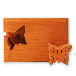 Butterfly Key Puzzle Box - Boxology