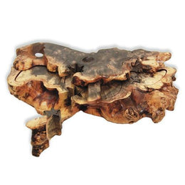 Buckeye Natural Edge Shooting Star Key Puzzle Box - Boxology