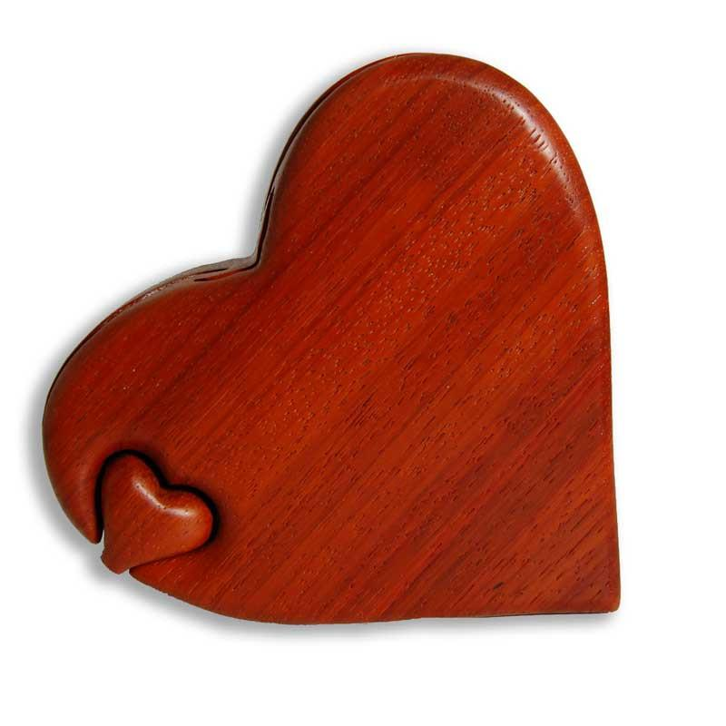 Heart large with Drawer - Boxology